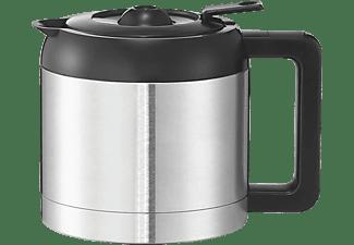 WMF 0412160011 STELIO Kaffeemaschine Edelstahl/Schwarz