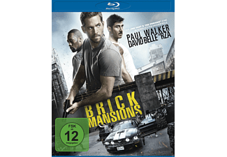 Brick Mansions Extended [Blu-ray]