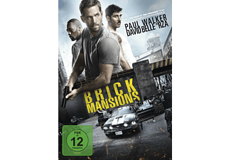 Brick Mansions Extended [DVD]