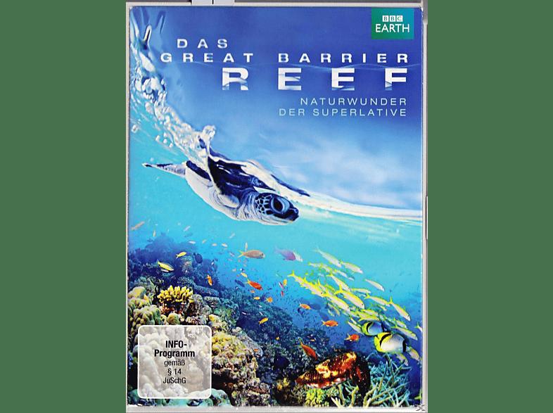 Das Great Barrier Reef - Naturwunder der Superlative [DVD]