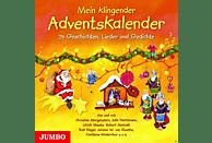 Mein klingender Adventskalender - (CD)