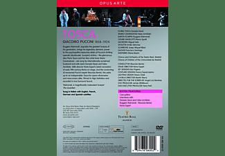 Fabio Armilato, Marco Spotti, Miguel Sola, Emilio Sanchez, Josep Miquel Ribot, Francisco Santiago, Eliana Bayon, Chorus Of Children Of The Comunidad De Madrid, Chorus And Orchestra Of The Teatro Real, Raimondi Ruggero, Dessi Daniela - Tosca  - (DVD)