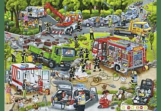RAVENSBURGER tiptoi® Puzzeln, Entdecken, Erleben – Im Einsatz tiptoi® Puzzle Mehrfarbig