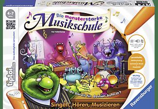 RAVENSBURGER tiptoi® Die monsterstarke Musikschule tiptoi® Mehrfarbig