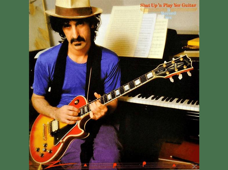 Frank Zappa - Shut Up'n Play Yer Guitar [CD]