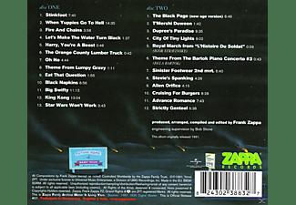 Frank Zappa - Make A Jazz Noise Here  - (CD)