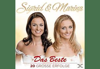 Sigrid & Marina - Das Beste - 20 Große Erfolge  - (CD)