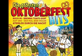 VARIOUS - Die Größten Oktoberfest Hits  - (CD)