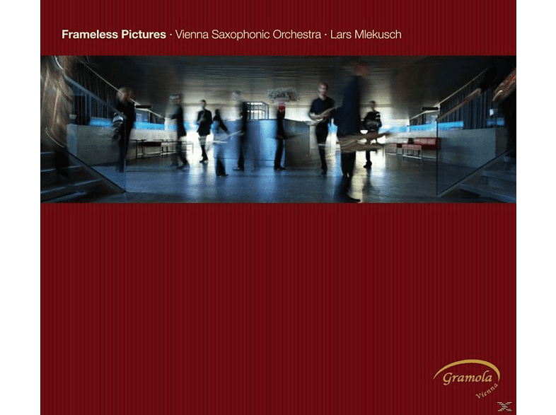 Vienna Saxophonic Orchestra, Lars Mlekusch - Frameless Pictures [CD]