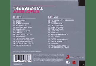 Janis Joplin, VARIOUS - The Essential Janis Joplin  - (CD)