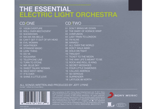 Electric Light Orchestra - The Essential Electric Light Orchestra  - (CD)