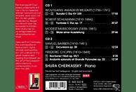 Shura Cherkassky - Sonate Kv 330,Fantasie Op.17,Bilder,Grande Polona [Doppel-CD] [CD]