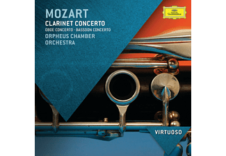 Frank Morelli, Charles Neidich, Orpheus Chamber Orchestra, Randall Wolfgang, David Jolley - Clarinet Concerto, Oboe Concerto, Bassoon Concerto  - (CD)