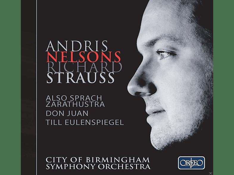 City Of Birmingham Symphony Orchestra - Also sprach Zarathustra / Don Juan / Till Eulenspiegel [CD]