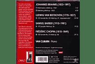 Van Cliburn - 2 Klavierstücke op.118,Sonate op.26,op.58,op.57 [CD]
