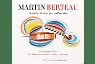 Markus Hünninger, Petr Skalka, Felix Knecht, Christophe Coin - Sonatas & Airs For Violoncello [CD]