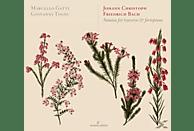 Gatti Marcello, Giovanna Barbati, Giovanni Togni - Sonaten für Traversflöte [CD]