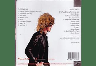 Ian Hunter - All American Alien Boy  - (CD)
