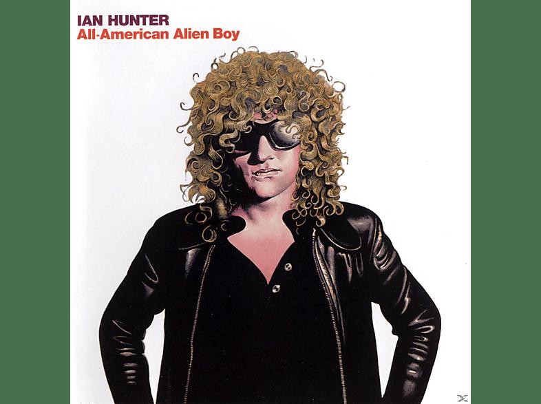 Ian Hunter - All American Alien Boy [CD]