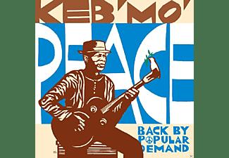 Keb' Mo' - Peace-Back By Polular Demand  - (CD)