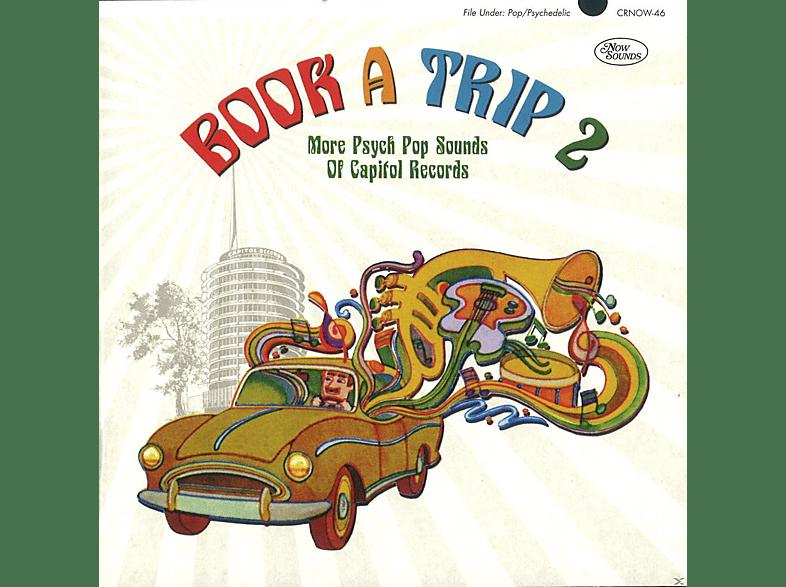 VARIOUS - Book A Trip 2 [CD]