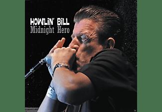 Howlin  Bill - Midnight Hero  - (CD)