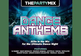 VARIOUS - Party Mix Dance Anthems  - (CD)
