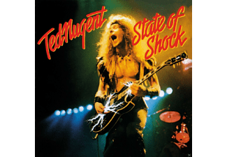 Ted Nugent - State Of Shock - (CD)