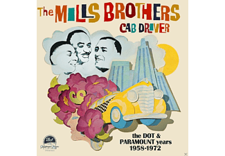 The Mills Brothers - Cab Driver - (CD)