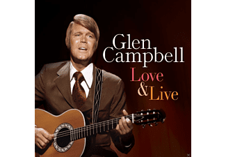 Glen Campbell - Love & Live  - (CD)