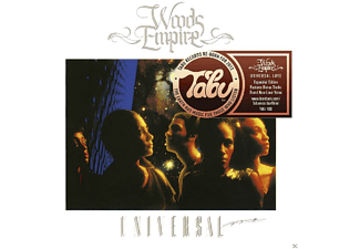 Woods Empire - Universal Love - (CD)