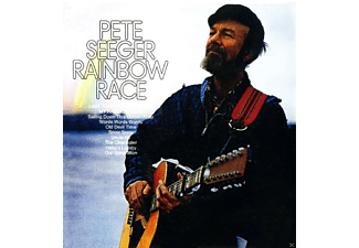 Pete Seeger - Rainbow Face  - (CD)