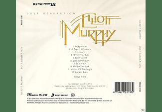 Elliott Murphy - Lost Generation  - (CD)