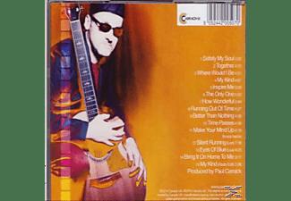 Paul Carrack - Satisfy My Soul  - (CD)