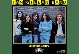 Ian Band Gillan - ANTHOLOGY-SOUND & VISION  - (CD)