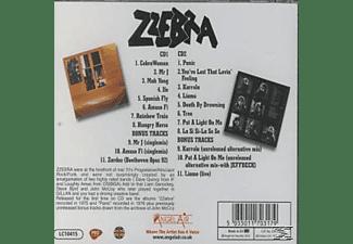 Zzebra - Zzebra Plus/Panic Plus  - (CD)
