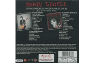 Robin George - Crying Diamonds/Dangerous Music Live'85 [CD]