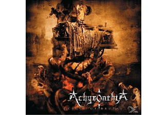 Achyronthia - ECHOES OF BRUTALITY  - (CD)