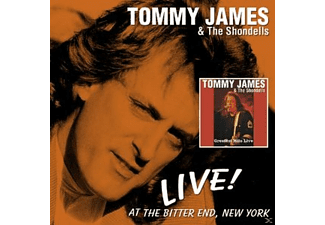 Tommy James & the Shondells - Live At The Bitter End, New York  - (CD)