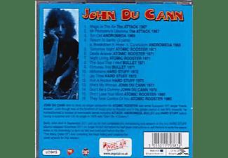 VARIOUS, John Du Cann - The Many Sides Of 1967-1980  - (CD)