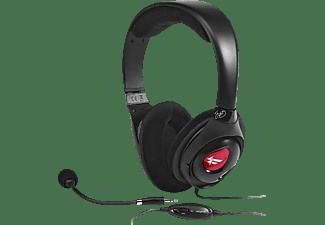 Auriculares gaming - Creative HS 800 Fatal1ty Gaming Headset, micrófono, reducción de ruido,