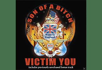 Son Of A Bitch - Victim You (+Bonus Track)  - (CD)