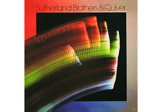 Sutherland Brothers - Slipstream & Quiver  - (CD)