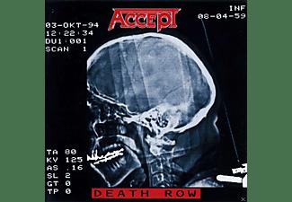 Accept - Death Row  - (CD)