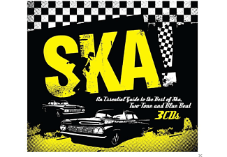 VARIOUS - Ska! - The Essential Guide To The Best Of Ska, Two Tone And Blue Beat  - (CD)
