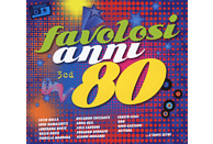 VARIOUS - I Favolosi Anni 80 [CD]