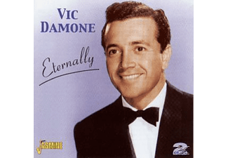 Vic Damone - ETERNALLY  - (CD)