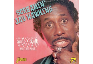 Screamin' Jay Hawkins - Weird & Then Some  - (CD)