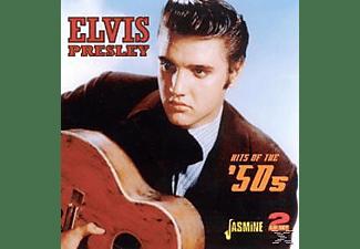 Elvis Presley - HITS OF THE 50 S  - (CD)