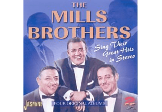 The Mills Brothers - SING THEIR GREAT HITS..  - (CD)